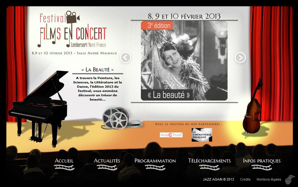 Films En Concert a Lambersart